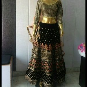 Indian pakistani lehnga choli dress